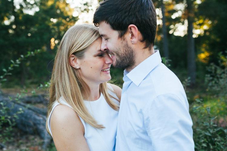 couple in love fotograf Gotland Linnea Ronström