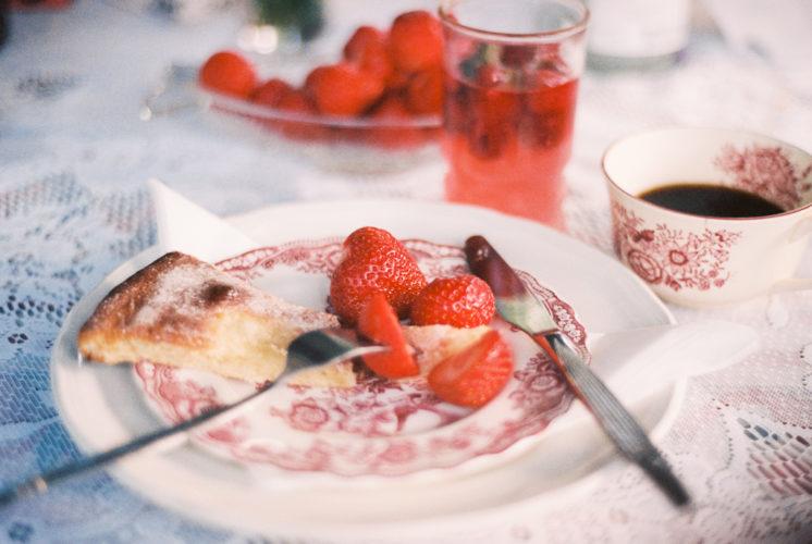 dessert fotograf Gotland Linnea Ronström