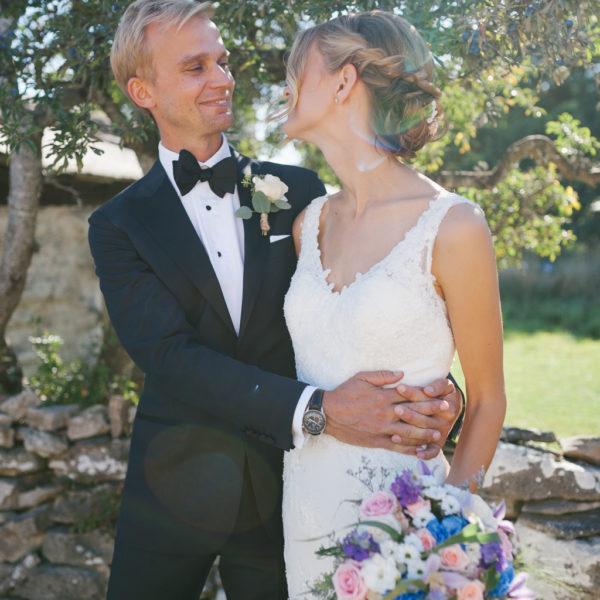 Bröllopsfotograf Gotland - LJUGARN