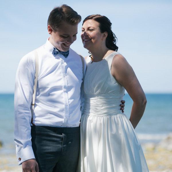 Bröllopsfotograf Gotland - ALICE & ALEXANDER