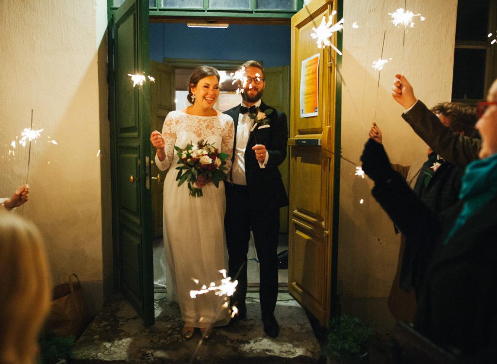 Ge mig vinterbröllop